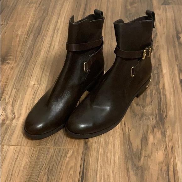 Womens Mk Short Boots Size 8